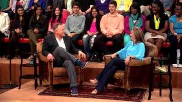 The Meredith Vieira Show promises a lively mix of fun, interviews.