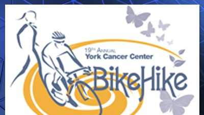 York Cancer Center Bike Hike and Butterfly Release