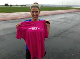 Could Katelyn Smith pass the Pennsylvania State Police fitness test?