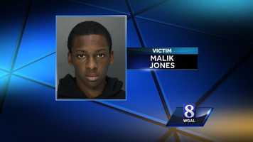 Police have identified the victim as Malik Jones, 18. The suspect is 15-year-old Niejea Stern, who is being charged as an adult.