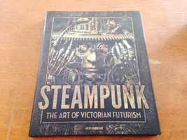 "There is a lot of literature surrounding Steampunk culture, like this book: ""Steampunk: The Art of Victorian Futurism."""