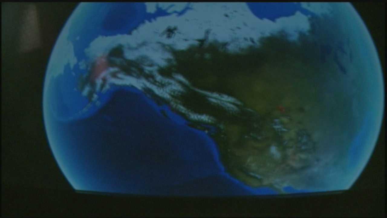 Lancaster planetarium under renovation, will rank among best in world