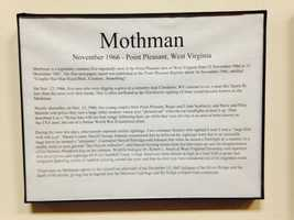 """The 2002 movie """"The Mothman Prophecies"""" was based on the sightings."""