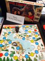 A Bigfoot board game.