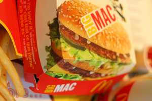 Big MacDate: 1967Jim Delligatti invented the Big Mac which debuted in 1967 at his first McDonald's franchise located on McKnight Road in Ross Township. The Big Mac had two previous names (the Aristocrat and Blue Ribbon Burger) before it became known as the Big Mac of today.(Source: aboutmcdonalds.com)