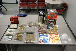 Two men are behind bars following an investigation into marijuana trafficking in Berks County. The men were selling pot, both to smoke and in edible form that was cooked into cereal.