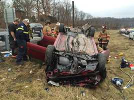 Police have reopened eastbound lanes of Route 30 in Lancaster County following a crash on Tuesday morning.