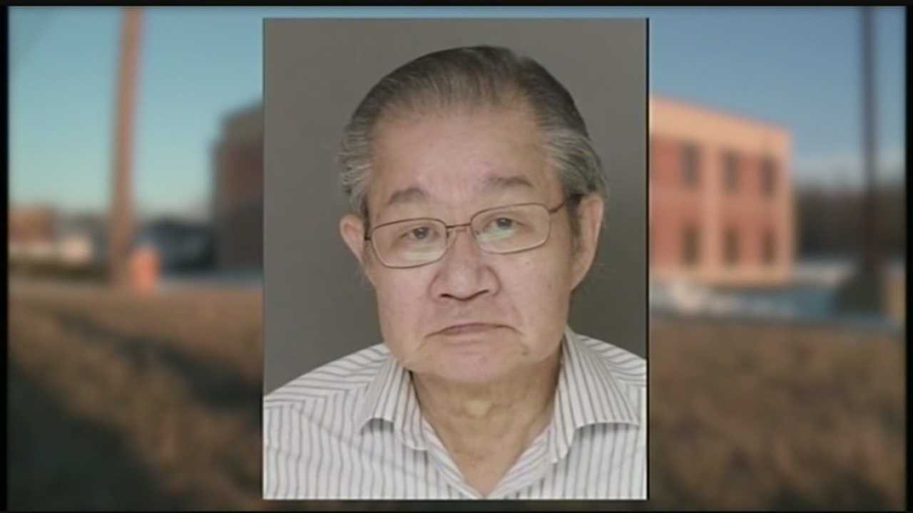 Video: Cumberland County doctor arrested