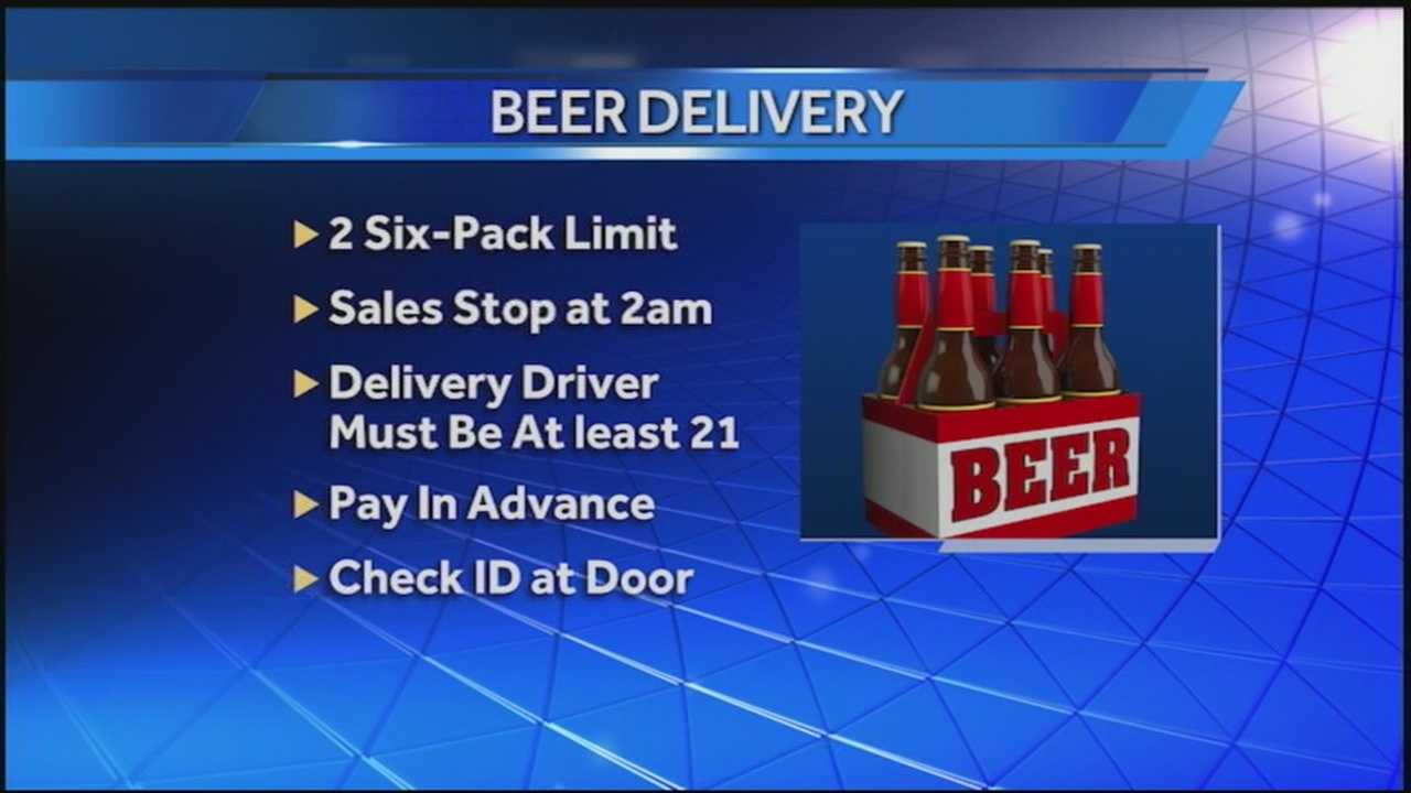 Guidelines issued for bars, restaurants for beer delivery
