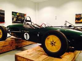 Pictured: 1959 Lotus Type 18