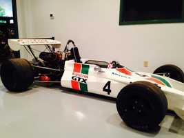 Pictured: 1971 Lotus Type 69