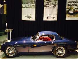 Pictured: 1967 Lotus Europa S1B Type 46