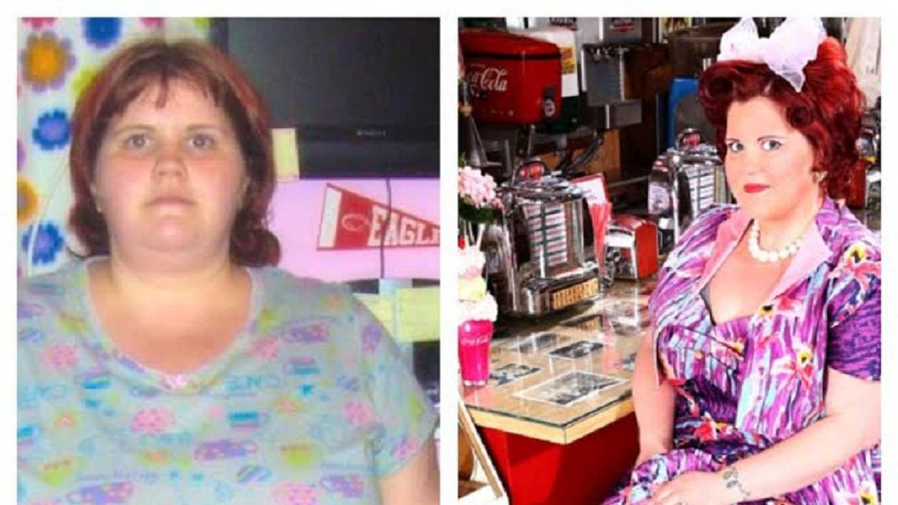 Liz Brown BEFORE AFTER PHOTO 6.4.15