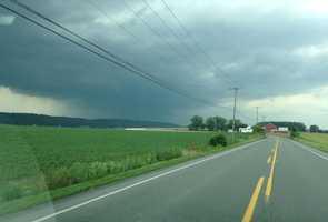 Berrysburg, Dauphin County