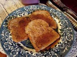 "Read the full wgal.com article about Jennifer and get her ""Pumpkin French Toast"" recipe."