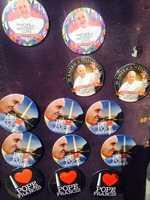 Papal pins: $5 each