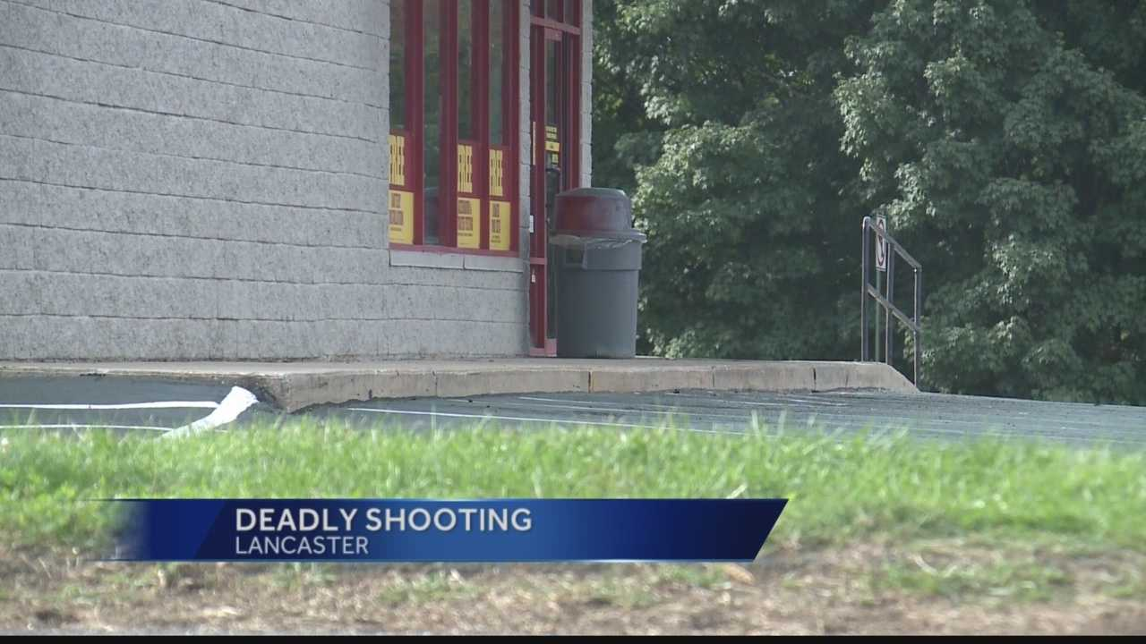Deadly shooting in Lancaster