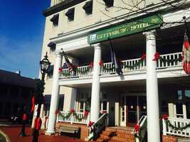 News 8 visited Gettysburg to see how the historic town celebrates Christmastime.