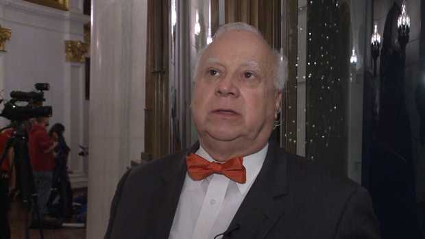 Rep. Pete Daley, a Democrat from Washington County, spoke to WGAL at the Capitol on Wednesday.