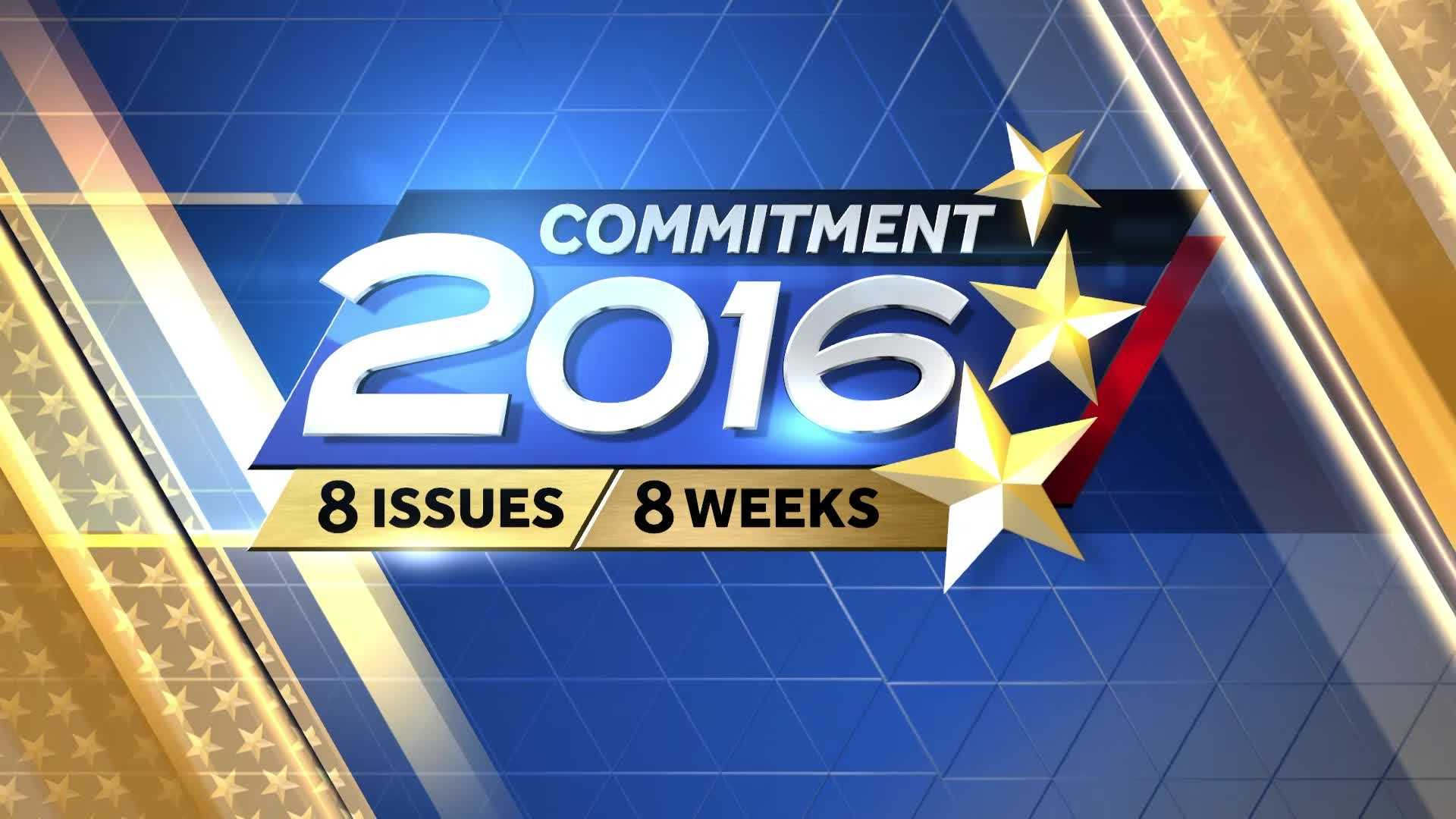 Commitment 2016: Candidates answer questions on immigration