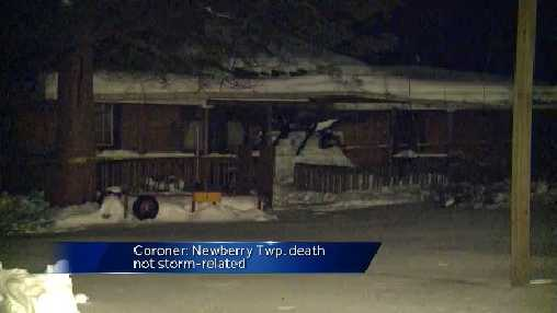 Newberry Twp Death House