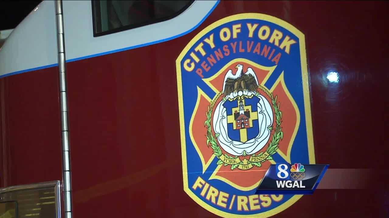 York fire