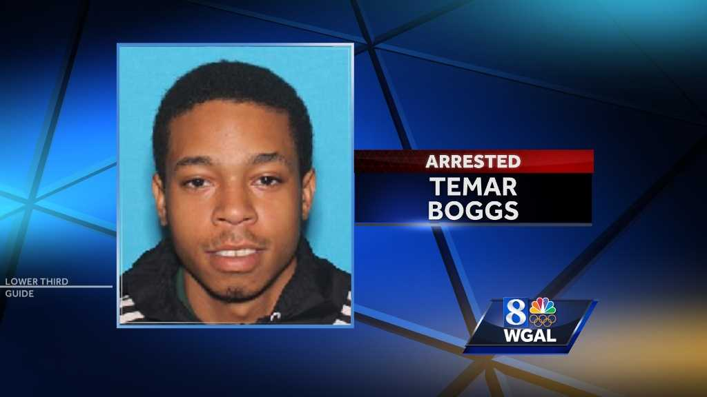 Lancaster robbery suspect turns himself in
