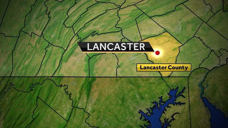 Lancaster road rage