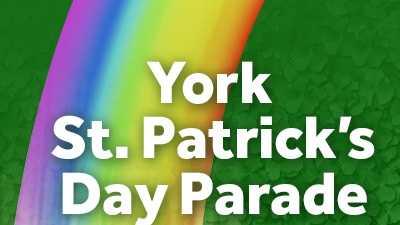York St. Patrick's Day Parade 2016