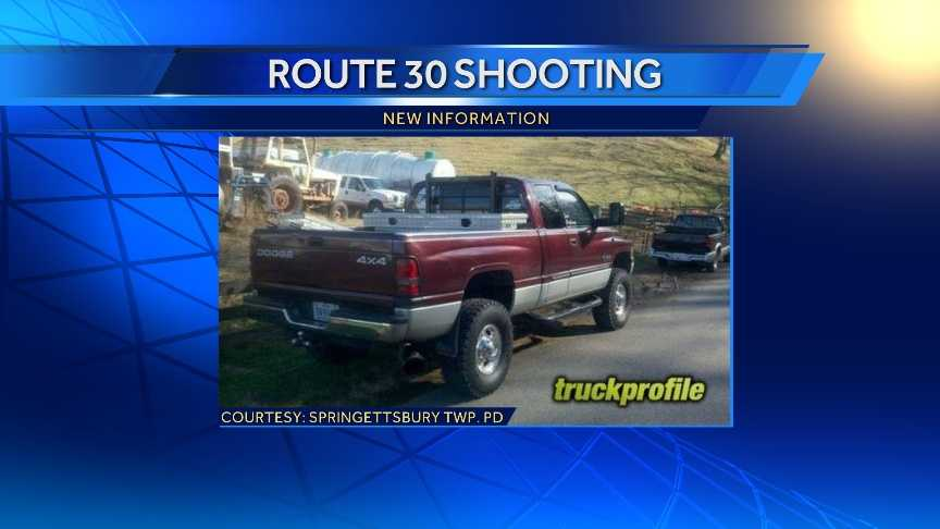 UPDATE: New information on Route 30 shooting