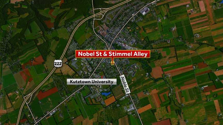 Arrest made in Kutztown University stabbing