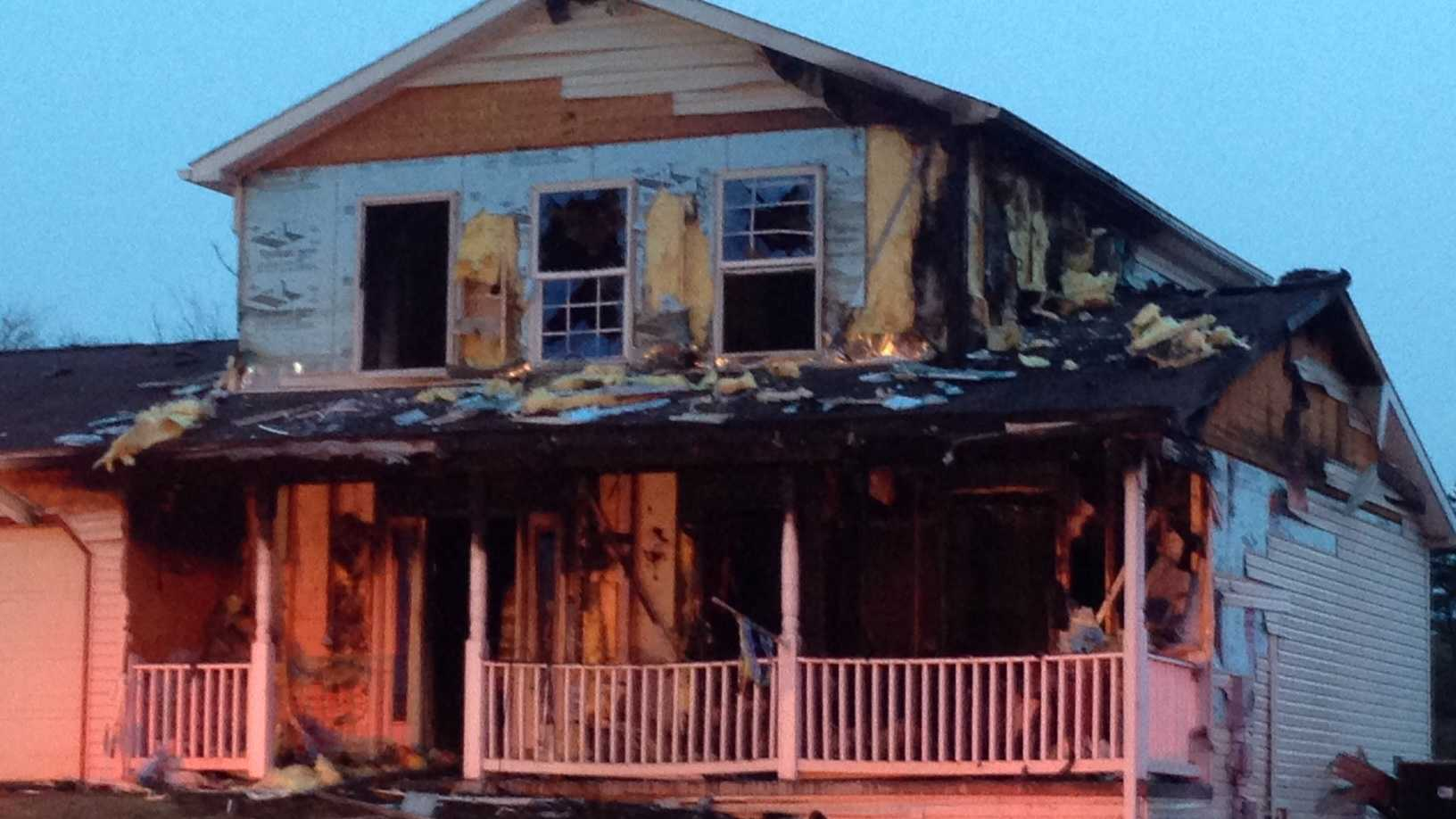 Deadly fire in Dauphin County
