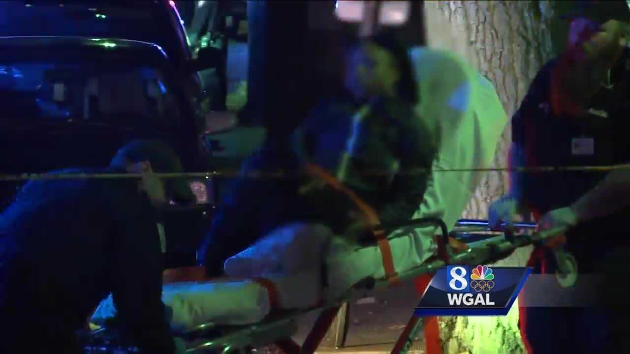 Two people injured in Harrisburg shooting