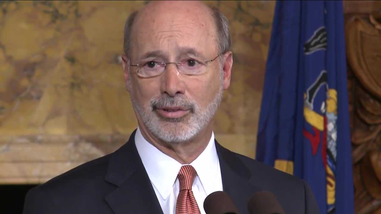 Governor will allow state budget, ending nearly 9-month stalemate