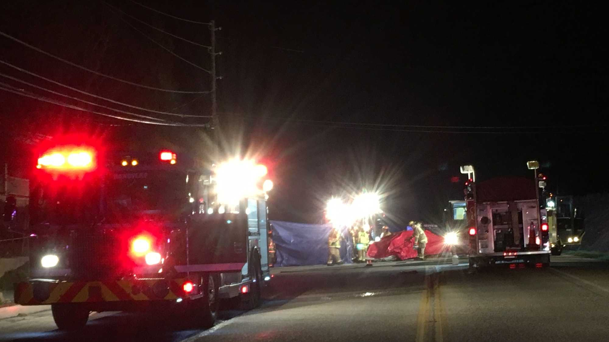 Police investigating deadly accident in Dauphin County