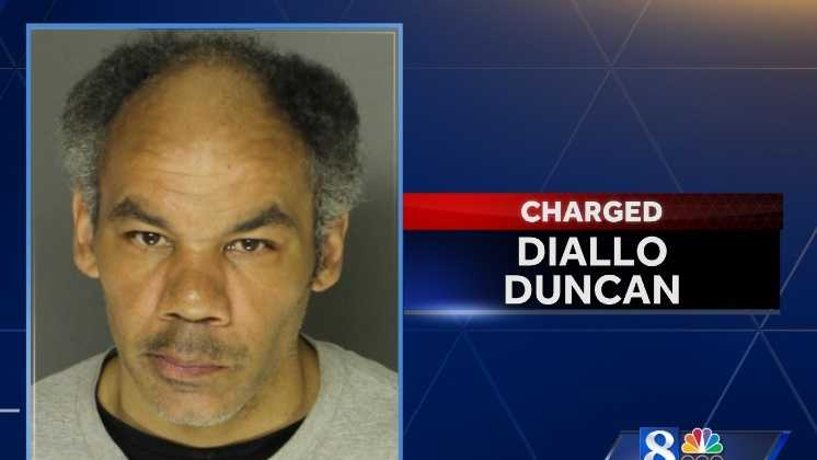 Man arrested for exposing himself in Cumberland County