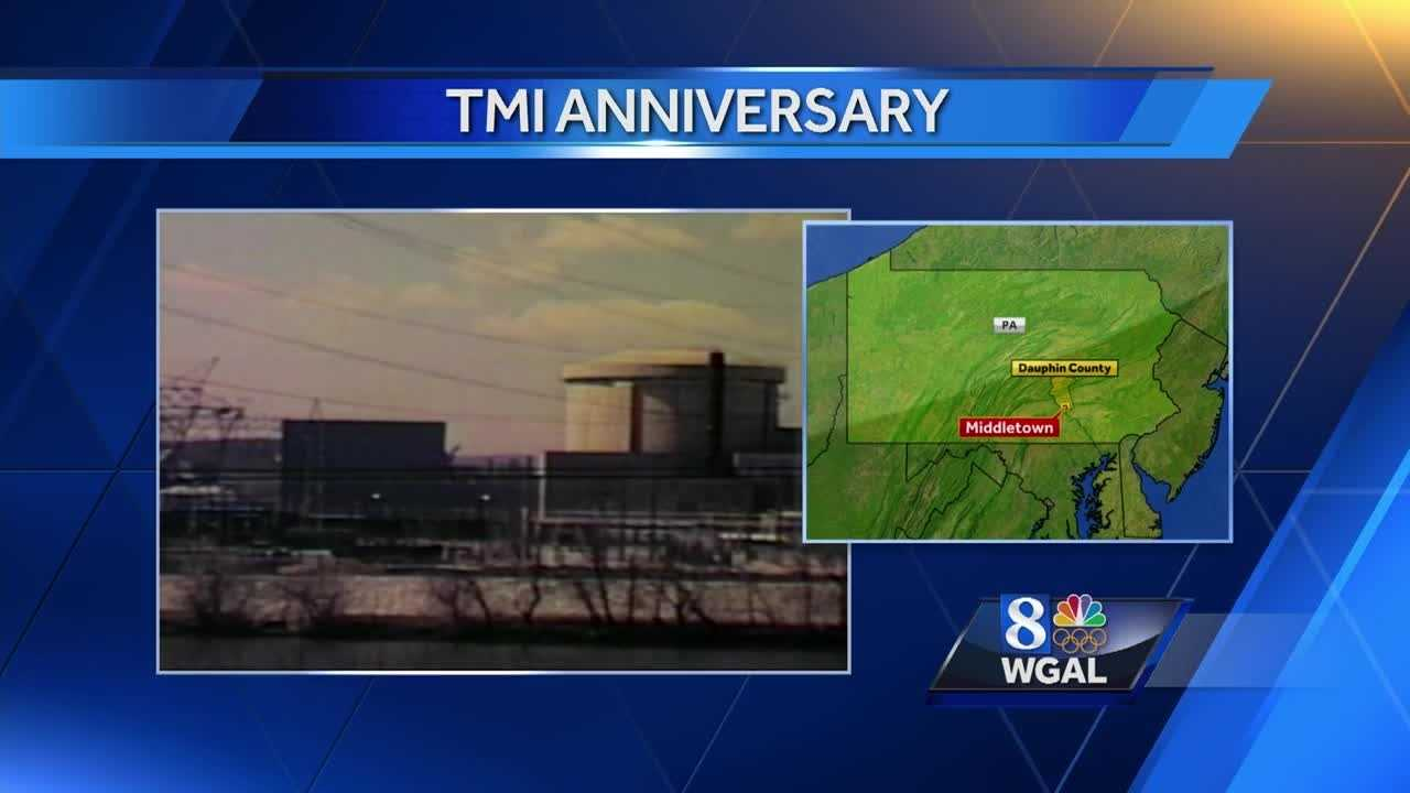 37th anniversary of accident at Three Mile Island