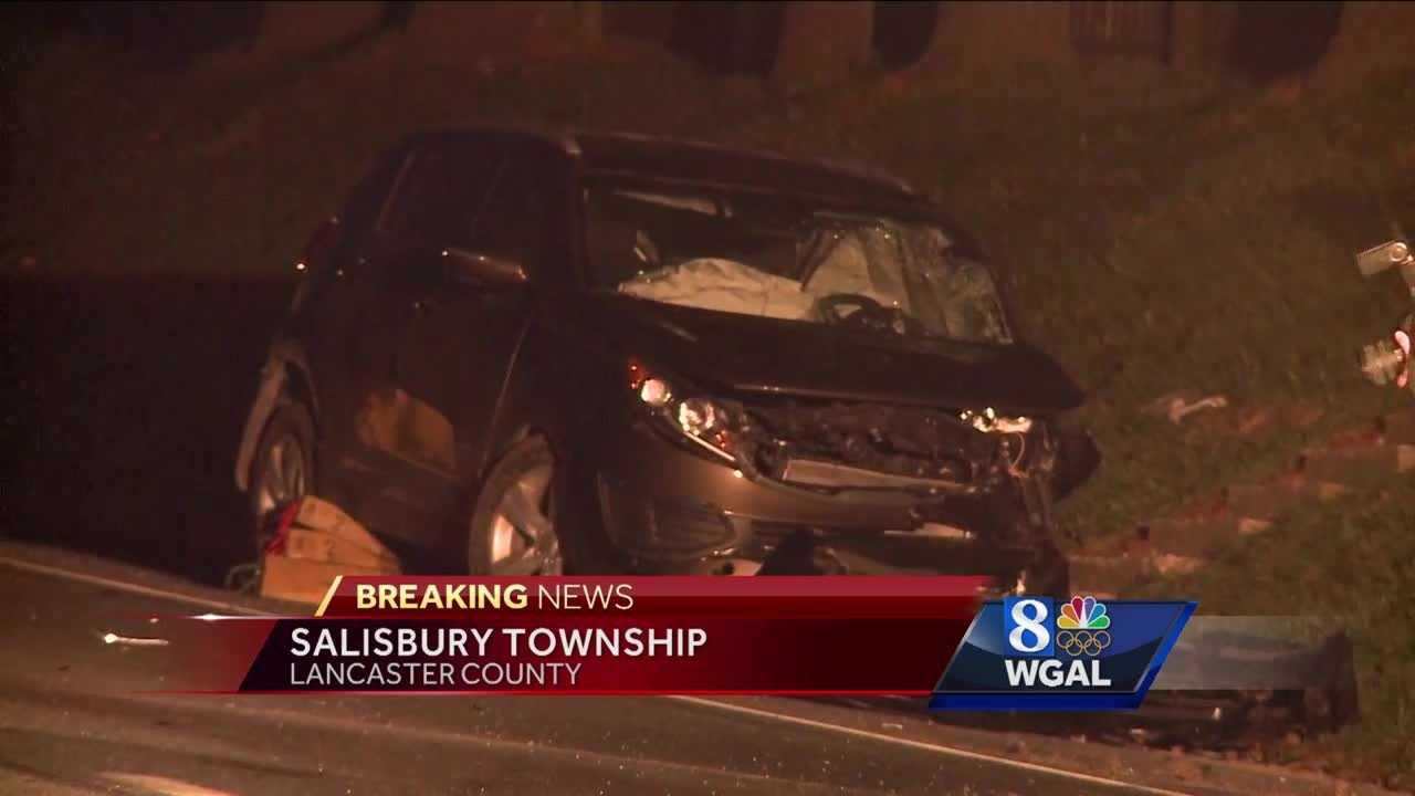 Accident closes Rt. 30 in Lancaster