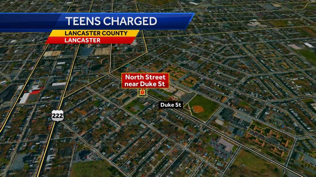 Two teens found with drugs, guns in Lancaster face felony charges