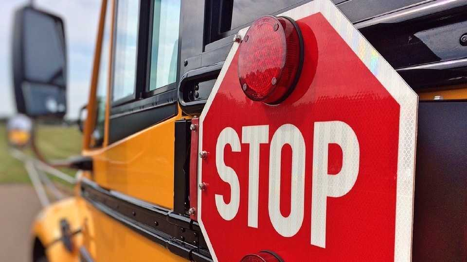 CIA leaves explosive material on school bus after training exercise