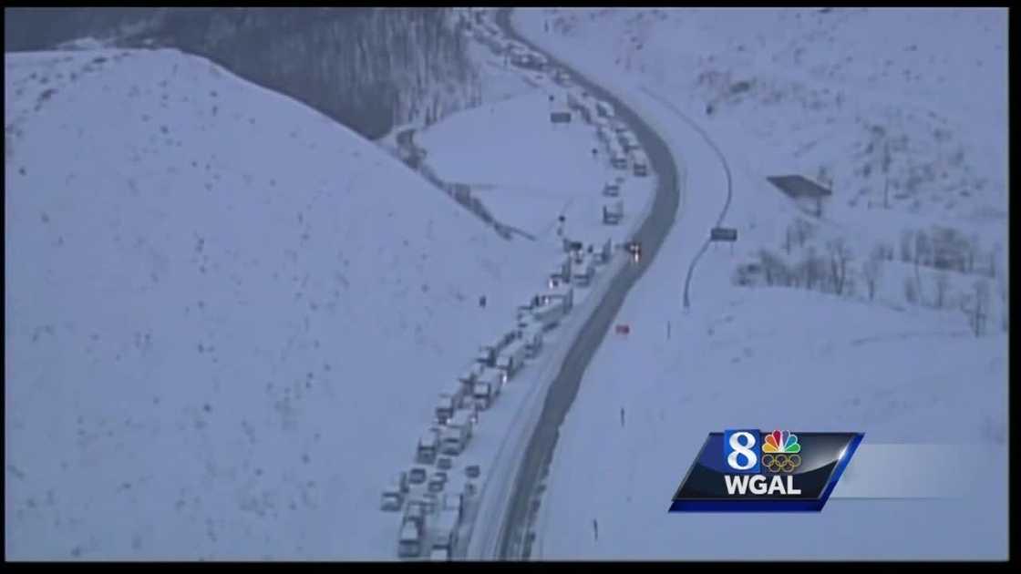 Turnpike plans changes after January storm stranded hundreds