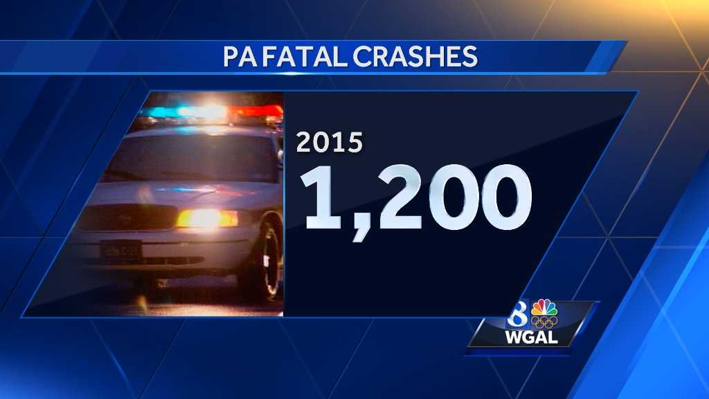 Pa. has second-lowest number of traffic-related deaths since 1928