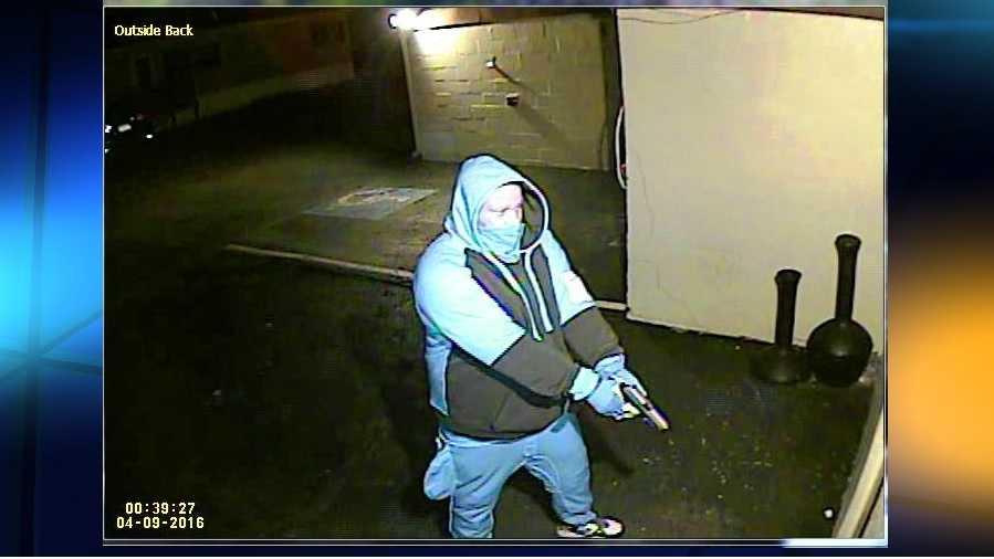 4.9.16 Spring Grove Robbery
