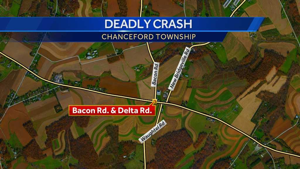 Coroner called to accident scene in York County