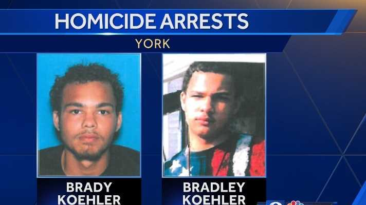 2 arrested for homicide in Girard Park shooting