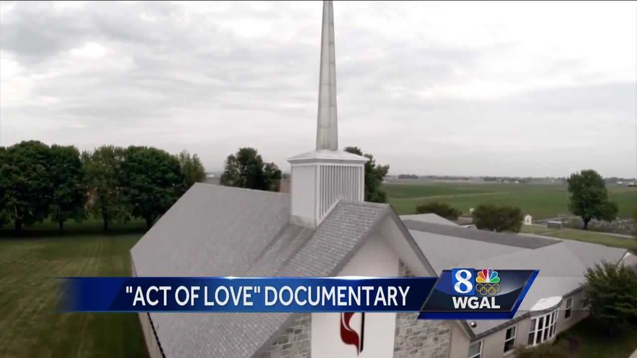 Documentary made about pastor defrocked after officiating same-sex wedding