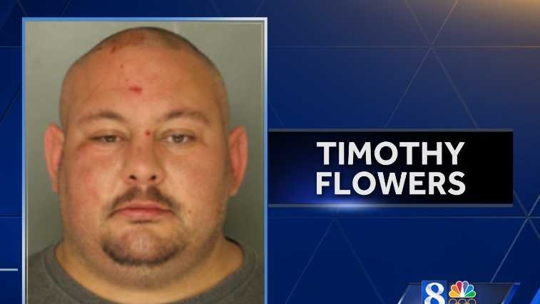 Lancaster man punches, spits in police officer's face, police say