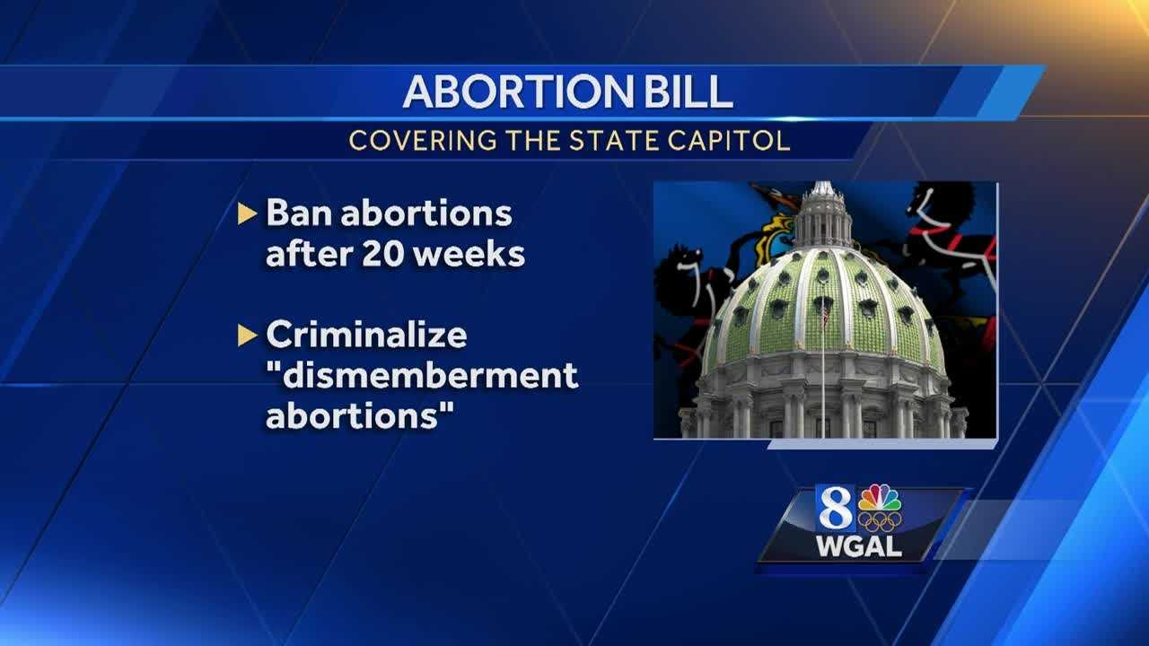 ACLU calls Pa. abortion bill one of most extreme in country