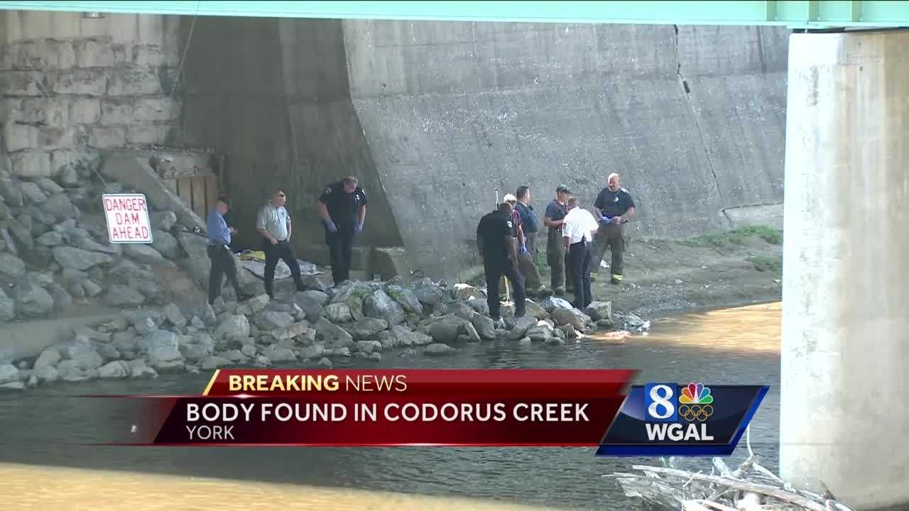 body found in creek 7.14.16