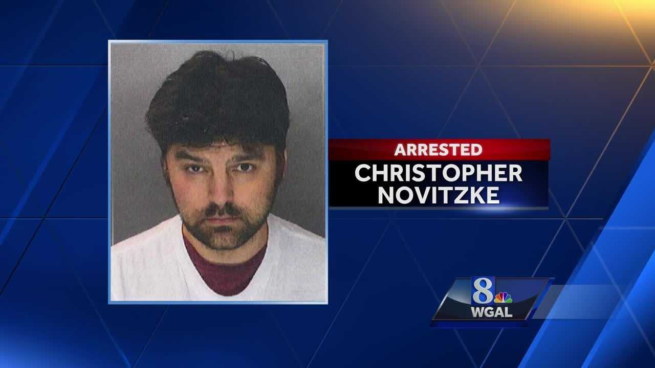 Christopher Novitzke MUG SHOT 8.23.16